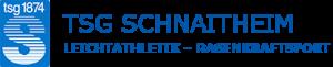 TSG Schnaitheim Leichtathletik Logo